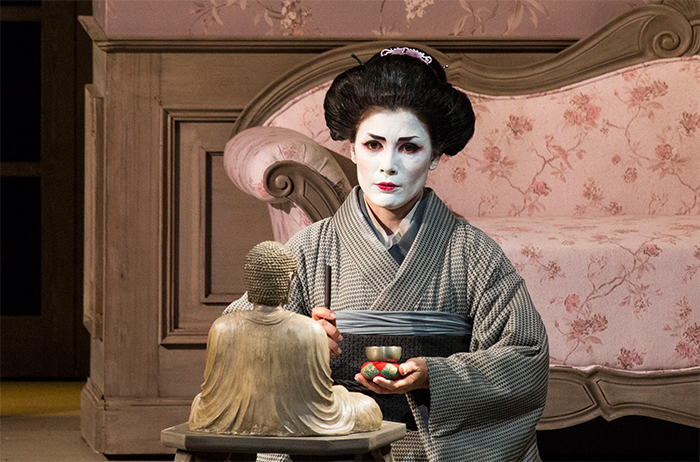 Puccini Madama Butterfly Scala