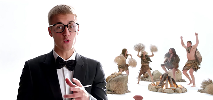 Justin Bieber Stars In T-Mobile Super Bowl Ad