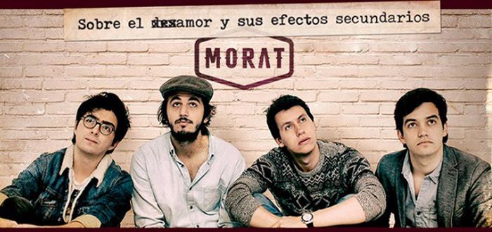 """Morat presentan """"Cuánto me duele"""""""