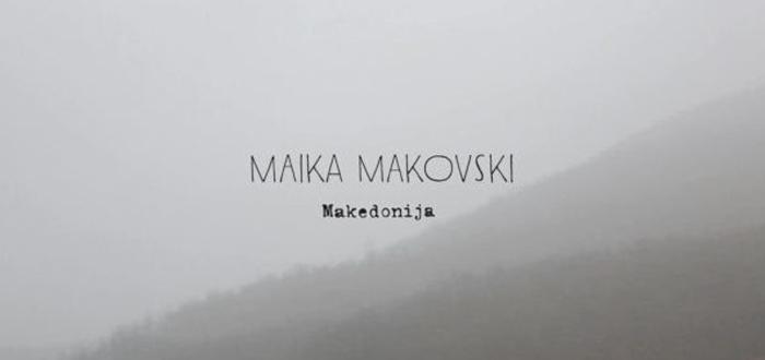 Maika Makovski presenta vídeo para