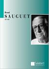 Brochure Henri Sauguet