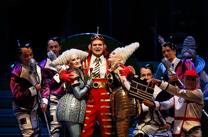 Rossini Cenerentola Hamburg