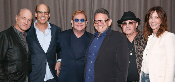 50 Years of Words & Music: Elton John & Bernie Taupin