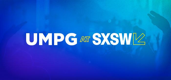 UMPG at SXSW!