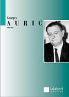 Brochure Georges Auric
