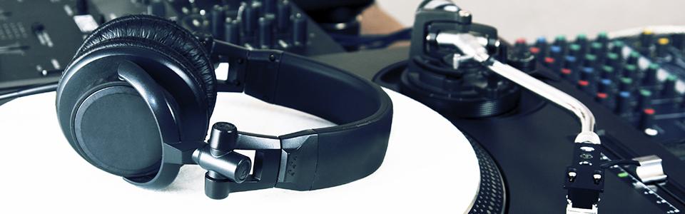 Headphones and Decks