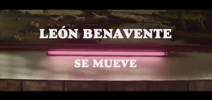 León Benavente presenta nuevo EP,