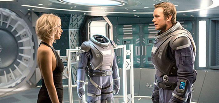 "Imagine Dragons Pens ""Levitate"" for 'Passengers' Soundtrack"
