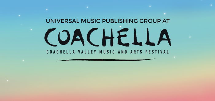 UMPG At Coachella
