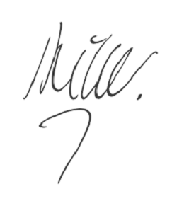 Signature André Jolivet