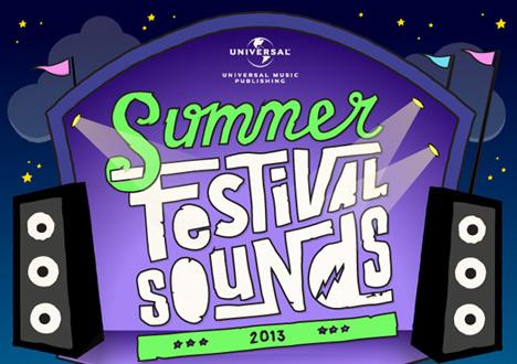 Summer Festival Playlist