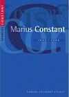 Brochure Marius Constant