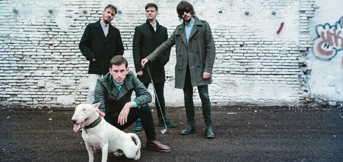 El Imperio del Perro presenta su álbum debut