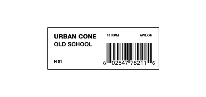 Urban Cone - 'Old School'