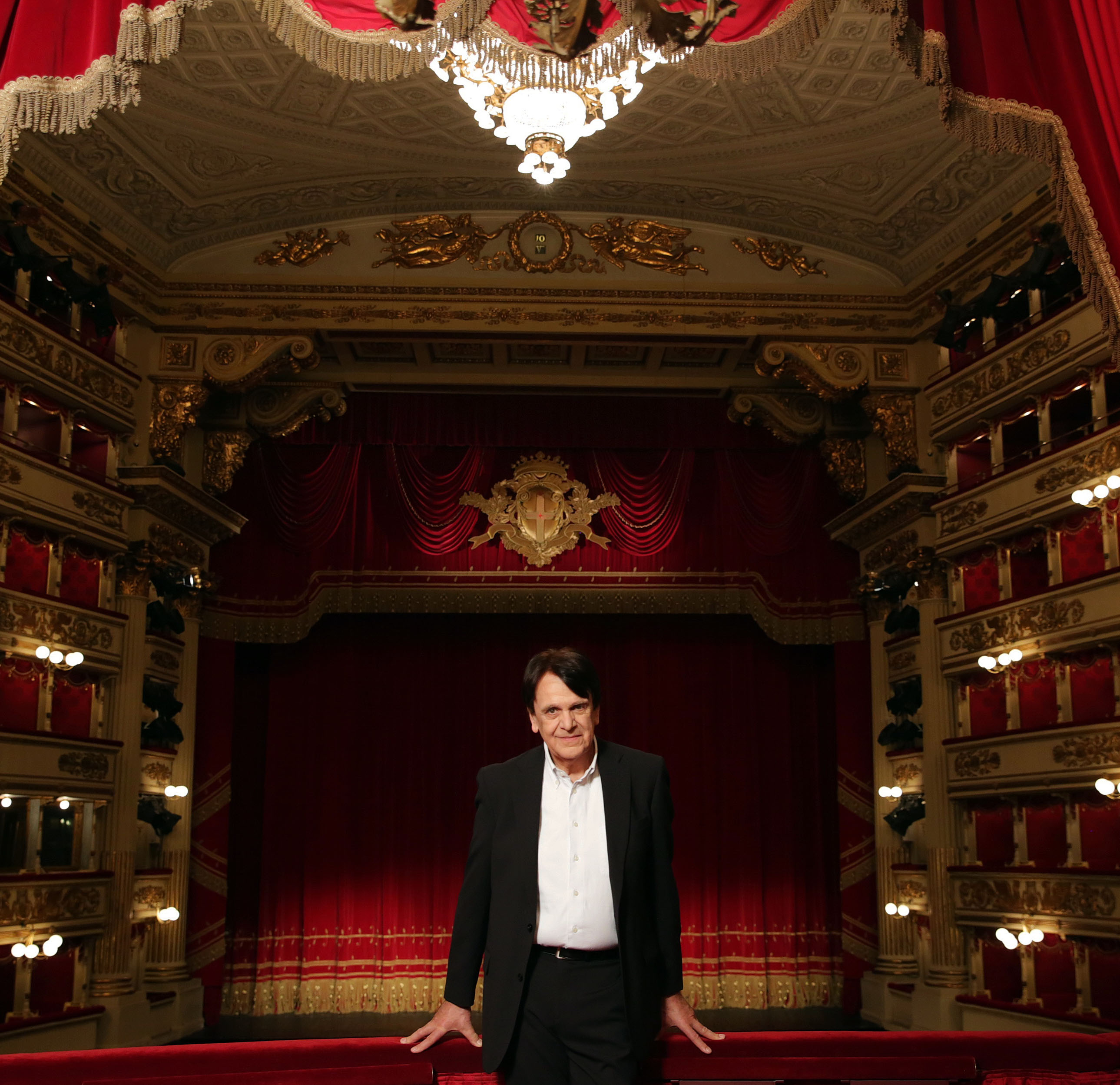 Fabio Vacchi at La Scala