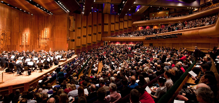 BBC Symphony Orchestra premiered Phibbs' Partita