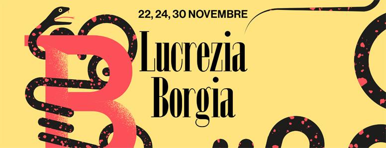 Donizetti Lucrezia Borgia banner