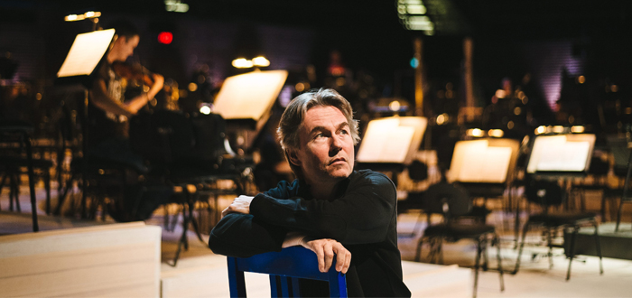 Esa-Pekka Salonen and LA Phil play Eric Tanguy