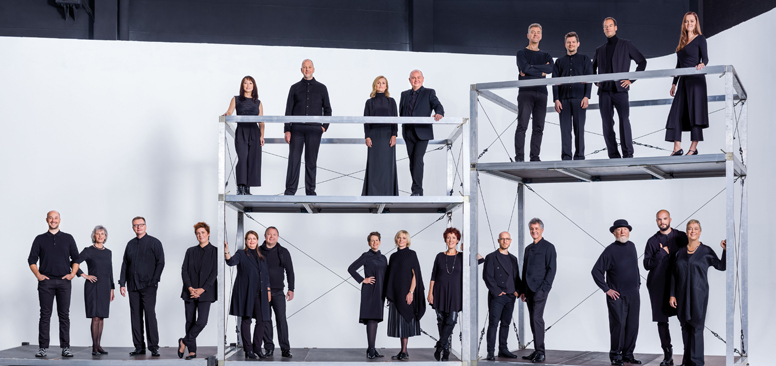 Picture of SWR Vokalenensemble
