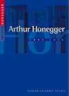 Brochure Arthur Honegger