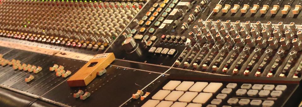 recording studio universal music