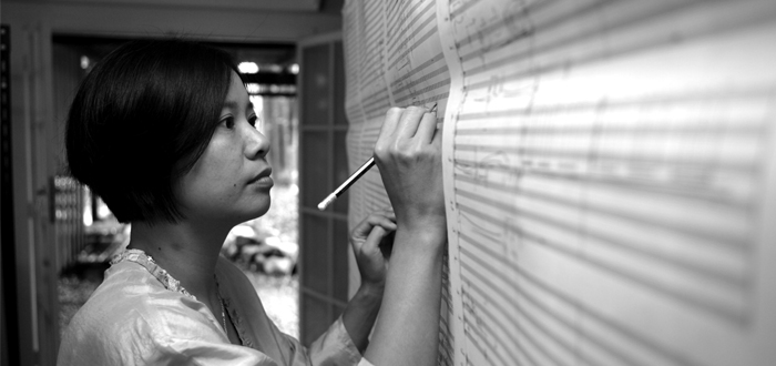 Female composers: Liza Lim
