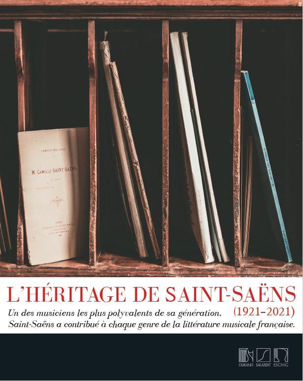 Saint Sans brochure cover