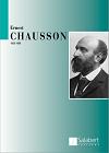 Brochure Ernest Chausson