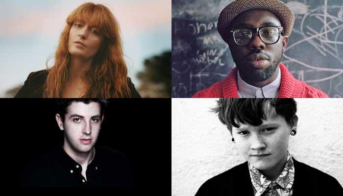 Four Mercury nominations for UMPG artists