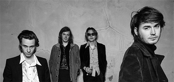 Palma Violets release album 'Danger In The Club'