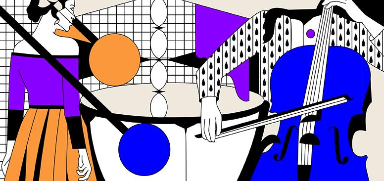 Chamber Operas illustration