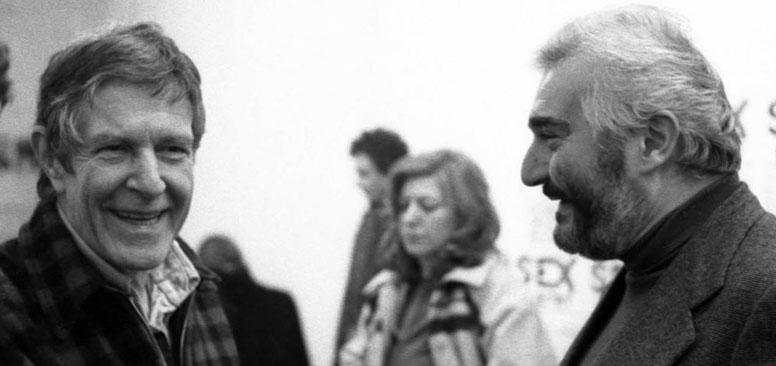 Donatoni e Cage 1979