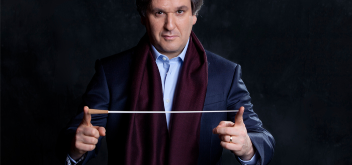 Pappano, Rundel and Storgards conduct Francesconi
