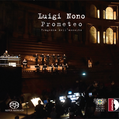 Prometeo CD cover 400