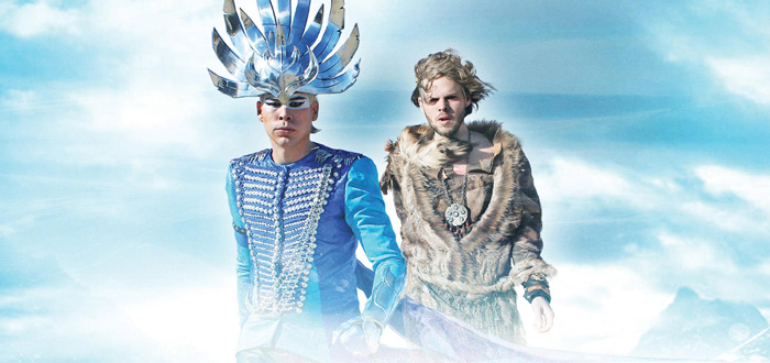 Empire of the Sun - 'Ice on the Dune'