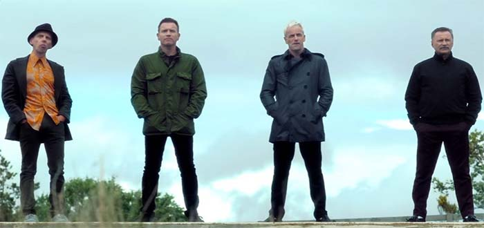 The Clash and Run DMC vs. Jason Nevins for 'Trainspotting (T2)' soundtrack