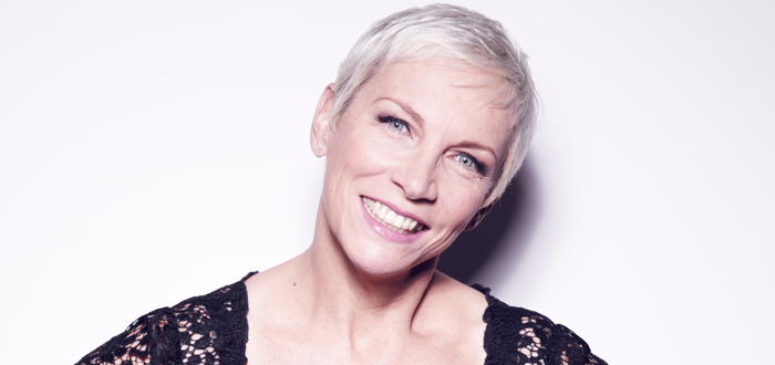 Annie Lennox receives Music Industry Trusts award
