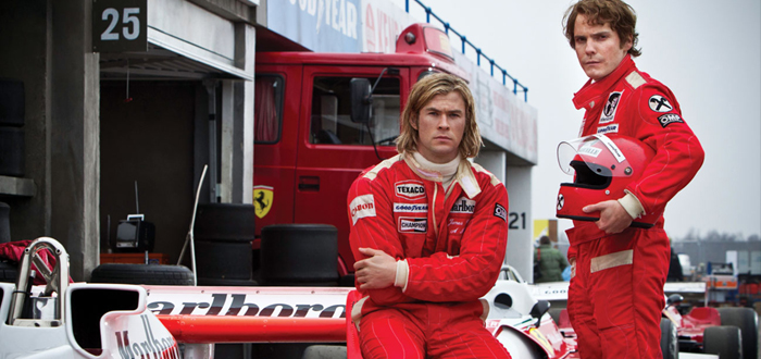 UMPG artists feature in Ron Howard biopic 'Rush'