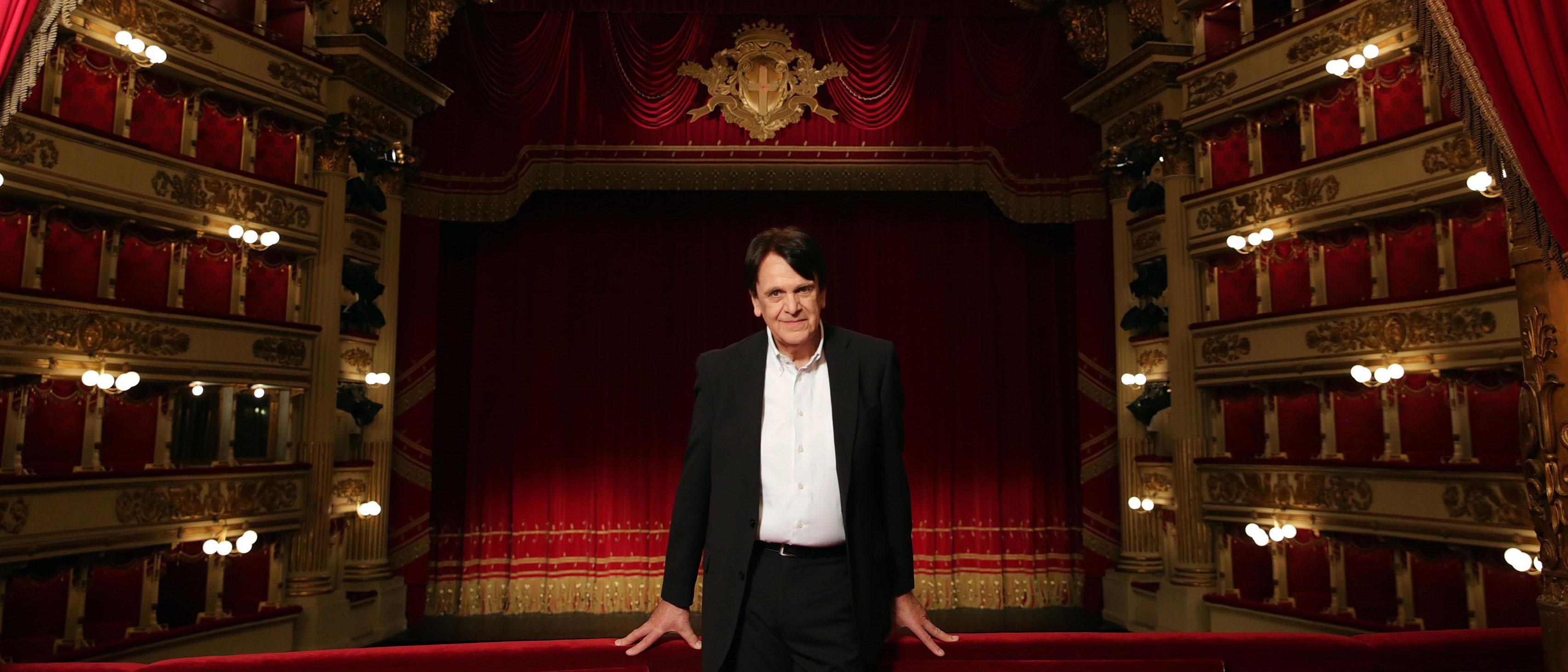 Fabio Vacchi at Teatro alla Scala
