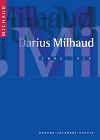 Brochure Darius Milhaud