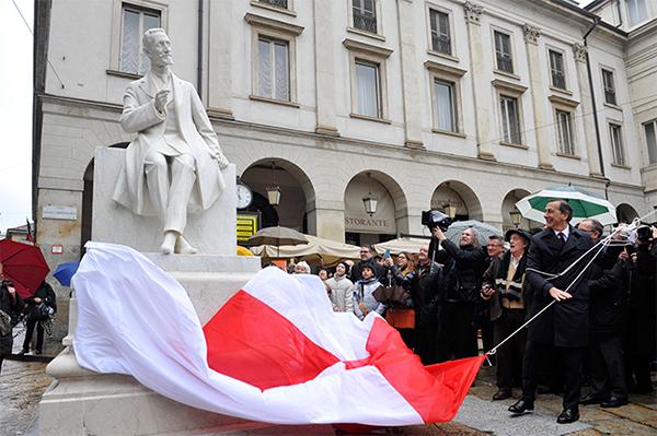 Ricordi Statue Milan