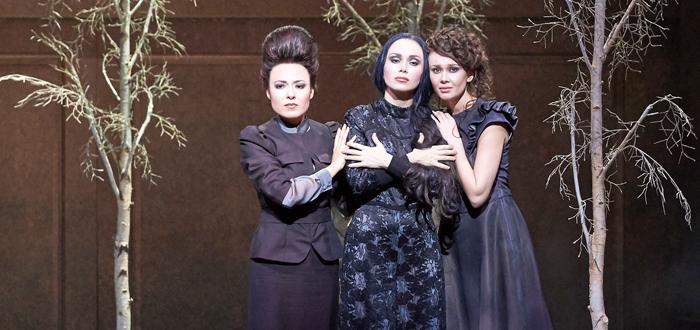 Péter Eötvös: Tri sestry