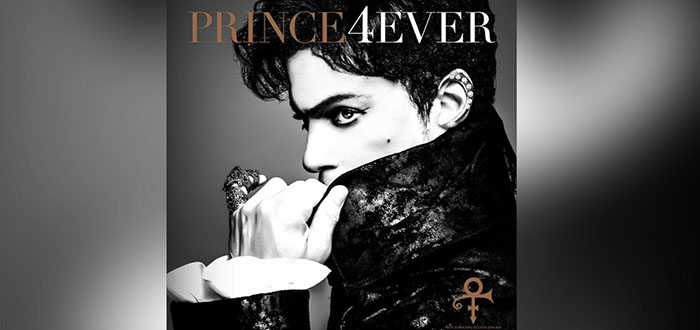 "Prince 4Ever: New Greatest Hits Compilation Feat. Unreleased Song ""Moonbeam Levels"""