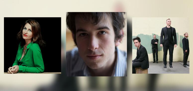 Alex Nante - « Luz prelude » et « Escenas y sueños »
