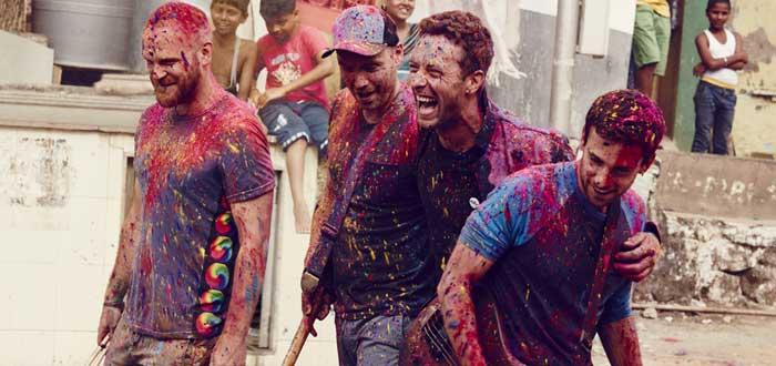 Coldplay: la banda con más streamings del mundo