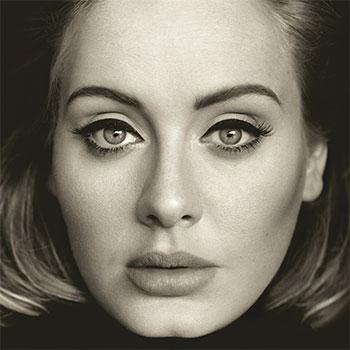 Adele releases third album '25'